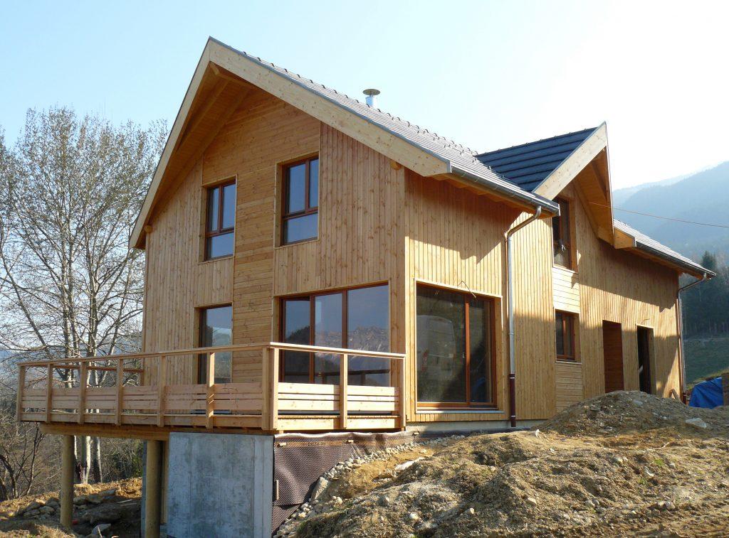 Maison savoie top maison bois vendre savoie prs duaix les for Acheter maison ossature bois